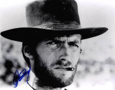 Clint Eastwood Autographed Signed 11x14 B/W Poster Photo UACC RD COA AFTAL
