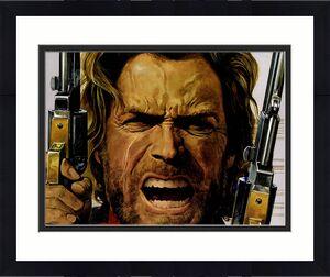 Clint Eastwood Autographed Signed 11x14 Josey Poster Photo UACC RD AFTAL COA