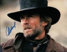 Clint Eastwood Autographed Signed 11x14 Photo UACC RD COA AFTAL