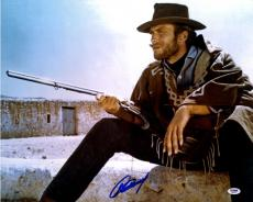 Clint Eastwood Autographed Signed 16x20 Photo AFTAL UACC RD COA PSA Letter