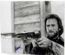 Clint Eastwood Autographed Signed 20x16 Poster PSA AFTAL