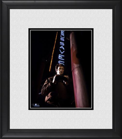 """Clint Eastwood Dirty Harry Framed 8"""" x 10"""" with Binoculars Photograph"""