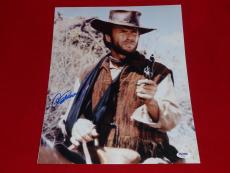 CLINT EASTWOOD dirty harry american sniper signed PSA/DNA 11X14 LOA 7