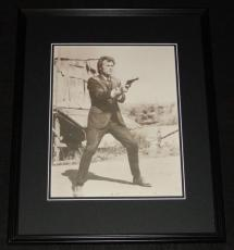 Clint Eastwood Dirty Harry Framed 11x14 Photo Poster C