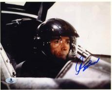 Clint Eastwood 'Firefox' Autographed Signed 8x10 Photo Beckett BAS COA like psa