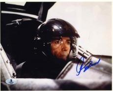 Clint Eastwood 'Firefox' Autographed Signed 8x10 Photo Beckett BAS COA LOA