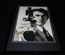 Clint Eastwood Framed 11x17 Photo Poster Display
