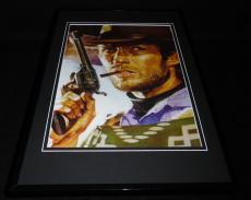 Clint Eastwood Framed 11x17 Photo Poster Display The Outlaw Josey Wales