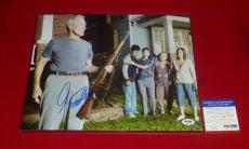 CLINT EASTWOOD gran torino dirty harry signed psa/dna 11X14 LOA