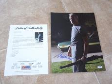 Clint Eastwood Grand Torino Signed Autographed 11x14 Promo Photo PSA Certified