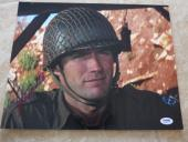 Clint Eastwood Kelly's Heroes Signed Autograph 11x14  Photo PSA Certified 2