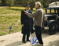Clint Eastwood Leonardo Dicaprio 11x14 Autographed Signed Photo
