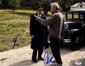Clint Eastwood Leonardo Dicaprio Signed 11x14 Photo PSA/DNA AFTAL