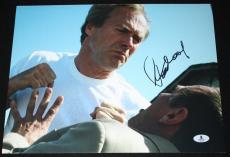 Clint Eastwood signed 11 x 14, Dirty Harry, Unforgiven, Josey Wales,Beckett, BAS