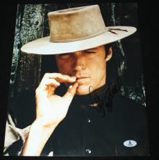 Clint Eastwood signed 11 x 14, The Outlaw Josey Wales, Unforgiven, Beckett, BAS