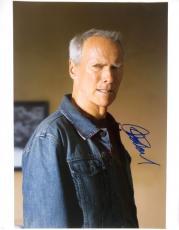 Clint Eastwood Signed 11x14 Gran Torino Photo SI