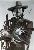 Clint Eastwood Signed 24x36 Outlaw Josey Wales Poster PSA/DNA #X01634