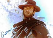 Clint Eastwood Signed Authentic Autographed 10x14 Photo PSA/DNA #Q33545