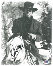 Clint Eastwood Signed Authentic Autographed 8x10 Photo (PSA/DNA) #L64417