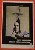 Clint Eastwood Signed Autograph 12x18 Dirty Harry Magnum Force Poster PSA/COA B