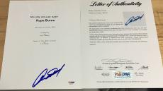 "Clint Eastwood Signed Autograph ""million Dollar Baby"" Full Movie Script Psa/dna"