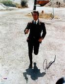 Clint Eastwood Signed Autographed 11 x 14 Color Photo PSA/DNA