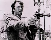 Clint Eastwood Signed Autographed 11X14 Photo Dirty Harry Make My Day JSA Z37738