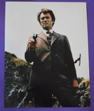 Clint Eastwood Signed Autographed 11x14 Photo Dirty Harry Outlaw Josey Wales