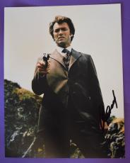 Clint Eastwood Signed Autographed 11x14 Photo Dirty Harry Outlaw Josey Wales C