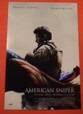 Clint Eastwood Signed Autographed 12x18 American Sniper Photo Poster PSA/COA