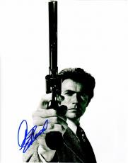 Clint Eastwood Signed - Autographed Dirty Harry 11x14 inch Photo with PSA/DNA FULL Letter of Authenticity (COA)