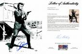 Clint Eastwood Signed - Autographed Dirty Harry 11x14 inch Photo - PSA/DNA FULL Letter of Authenticity (COA)