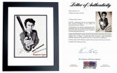 Clint Eastwood Signed - Autographed Dirty Harry Magnum Force 12x18 inch  Photo - Mini Movie Poster - BLACK CUSTOM FRAME - PSA/DNA FULL Letter of Authenticity (COA)