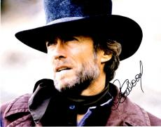 Clint Eastwood Signed - Autographed Pale Rider 11x14 inch Photo - Guaranteed to pass PSA or JSA