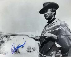Clint Eastwood Signed Autographed RARE Oversized 16x20 Photo PSA/DNA