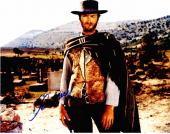 Clint Eastwood Signed - Autographed The Good, the Bad and the Ugly 11x14 inch Photo - Guaranteed to pass PSA or JSA