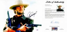 Clint Eastwood Signed - Autographed The Outlaw Josey Wales 11x14 inch Photo - PSA/DNA FULL Letter of Authenticity (COA)