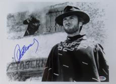 Clint Eastwood Signed Autographed Western 10x14 Photo (PSA/DNA) #I11688