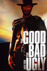 Clint Eastwood Signed Canvas Poster The Good Bad Ugly Photo w Video Proof