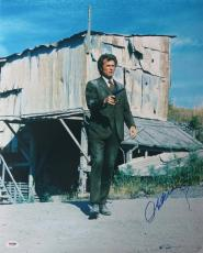 Clint Eastwood Signed Dirty Harry Authentic 16x20 Photo (PSA/DNA) #I11743