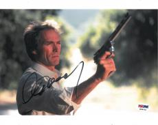 Clint Eastwood Signed Dirty Harry Authentic 8x10 Photo (PSA/DNA) #K04122