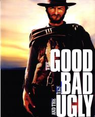 Clint Eastwood Signed Good Bad Ugly 16X20 Promo Poster Photo UACC RD AFTAL COA