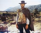 Clint Eastwood Signed Good, Bad & Ugly Autographed 16x20 Photo PSA/DNA #AB09304