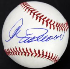Clint Eastwood Signed OML Baseball Autographed JSA #Y54661