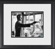 "Clint Eastwood The Dead Pool Framed 8"" x 10"" Pointing Gun Photograph"