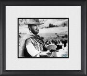 "Clint Eastwood The Good, the Bad and the Ugly Framed 8"" x 10"" Photograph"