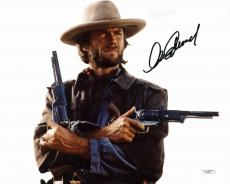 Clint Eastwood The Outlaw Josey Wales Signed 11x14 Photo JSA #E82204