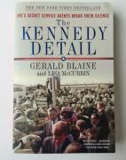 "CLINT HILL   & LISA McCUBBIN Signed Paperback Book ""The Kennedy Detail"" JSA"