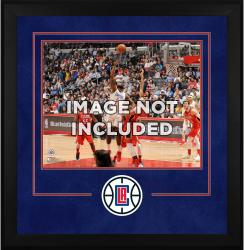 "Los Angeles Clippers Deluxe 16"" x 20"" Frame -"