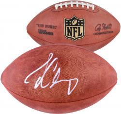 Jadeveon Clowney Houston Texans 2014 NFL Draft Autographed Duke Pro Football